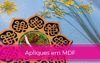 Apliques MDF