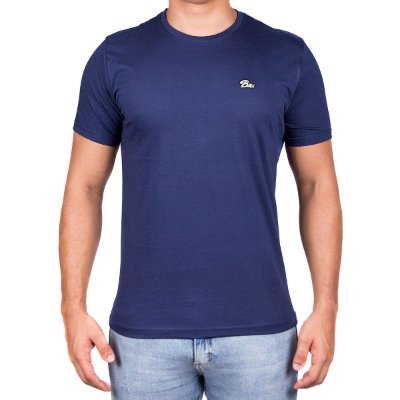 Camiseta Benefattore - Azul Marinho
