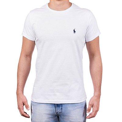 Camiseta Masculina - Da Polo Branca