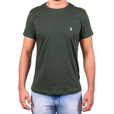 Camiseta Masculina - Da Polo Verde