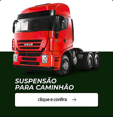 Suspensão caminhão