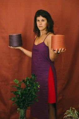 vestido falésia