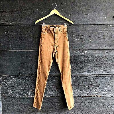 Calça Jeans Camel