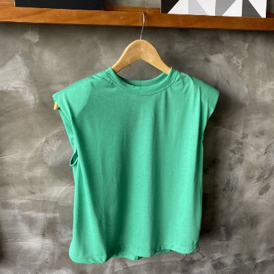 Tshirt Ombreira Verde
