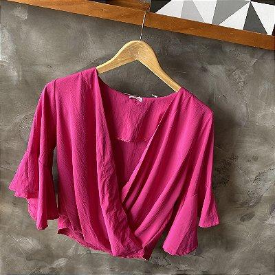 Blusa Cache Coeur Pink