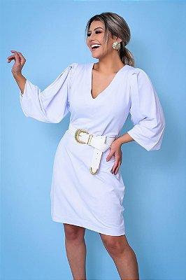 Vestido Romântica White