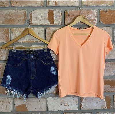 Camiseta Coral Neon