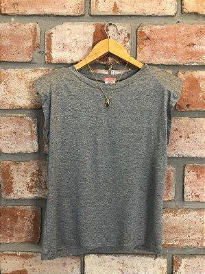 T-shirt Muscle Tee Cinza