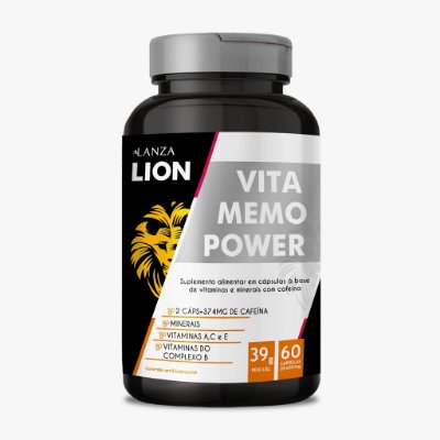 LION VITA MEMO POWER