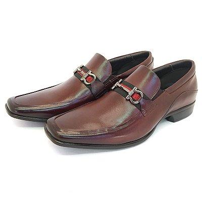 Sapato Social Mogno Rafarillo