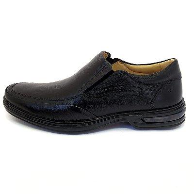 Sapato Confort Preto Rafarillo