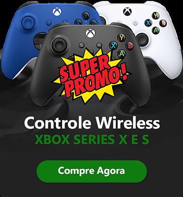 Controle Wireless Xbox Series X e S