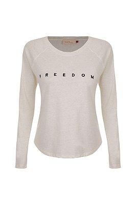 Camiseta M/L Freedom