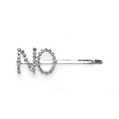 """Prendedor palavra """"No"""""""