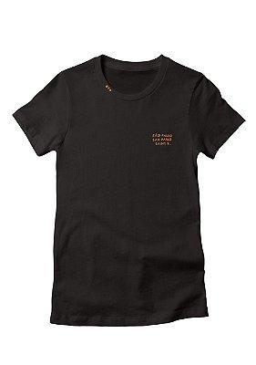 Camiseta Feminina San Pablo