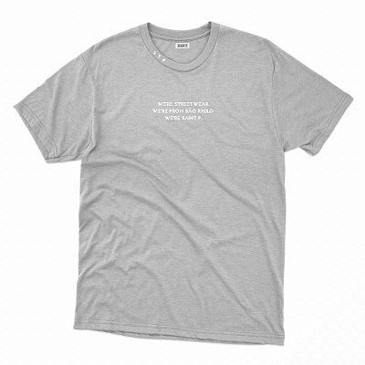Camiseta We're Saint P