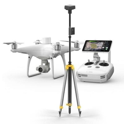 DJI - PHANTOM 4 RTK + D-RTK 2 STATION