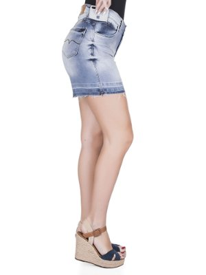 SHORTS JEANS PRS CLARO
