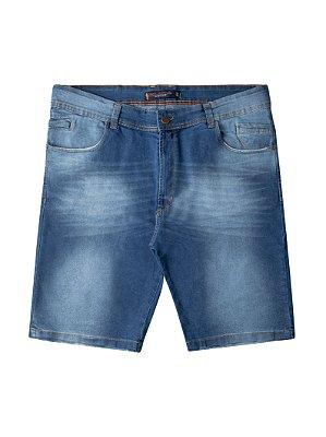 bermuda jeans plus size clara