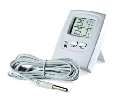 Termômetro para Ambiente Máxima e Mínima Digital Incoterm