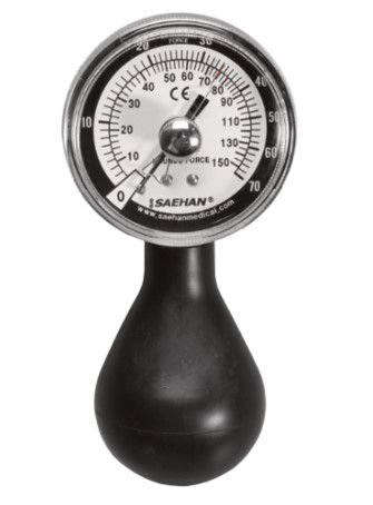 Dinamômetro de Bulbo Squeeze Saehan