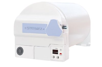 Autoclave Stermax Eco Extra 12 Litros Azul