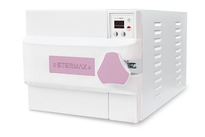 Autoclave Stermax Extra 21 Litros Rosa