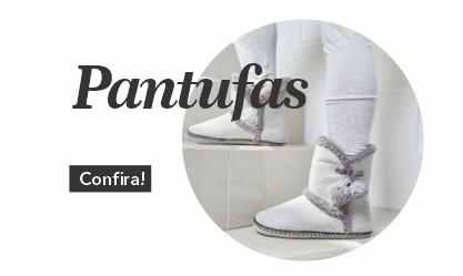 Mini Banner - Pantufas