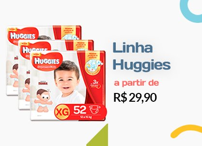 Mini Banner Huggies