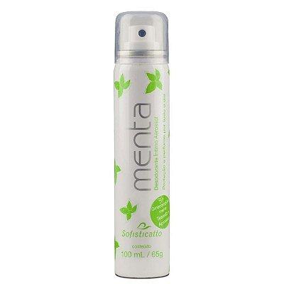 Desodorante íntimo aerosol menta