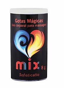 Óleo corporal para massagem Gotas Mágicas Mix