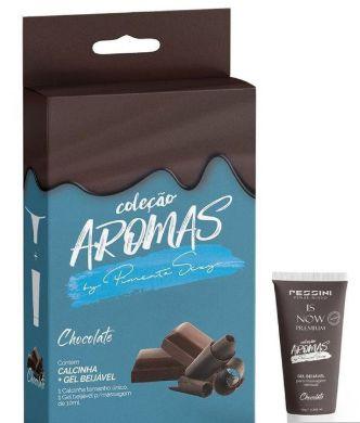Calcinha com Aroma de Chocolate + Gel Beijável