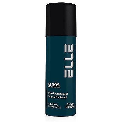 Desodorante Íntimo Elle - 38g/66ml
