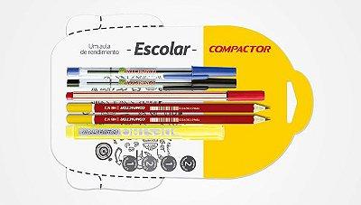 Kit Escolar Compactor III