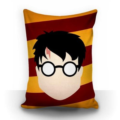 ALMOFADA HARRY POTTER - MOD. 2