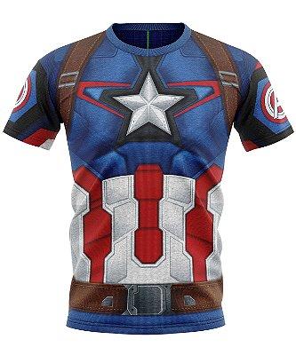 Camisa CAPITAO AMERICA