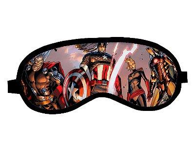 Mascara de Dormir Vingadores 02