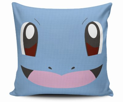 Almofada Squirtle