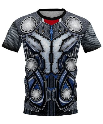 Camisa Thor Ragnarok