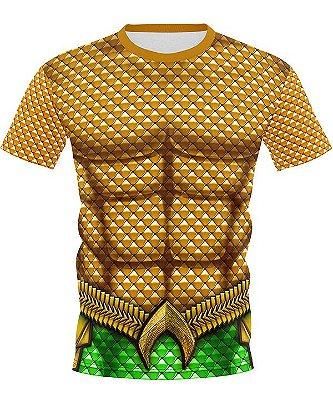 Camisa Aquaman
