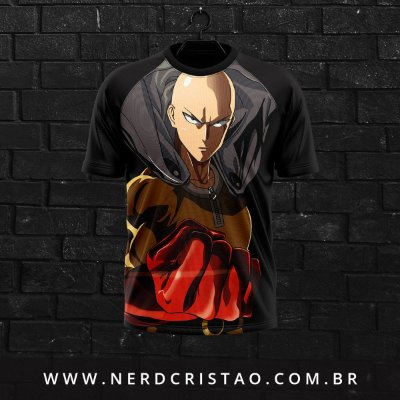 Camisa One Punch-Man