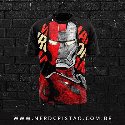 Camisa Homem de Ferro