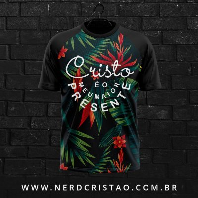 Camisa Cristo