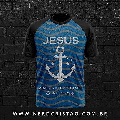 Camisa Mateus 8:26