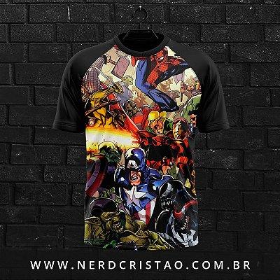 Camisa Marvel