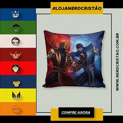 Almofada Mortal Kombat