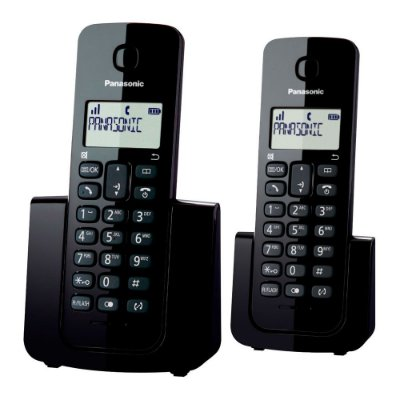 Telefone sem fio Panasonic KX-TGB112LB (Base + Ramal)