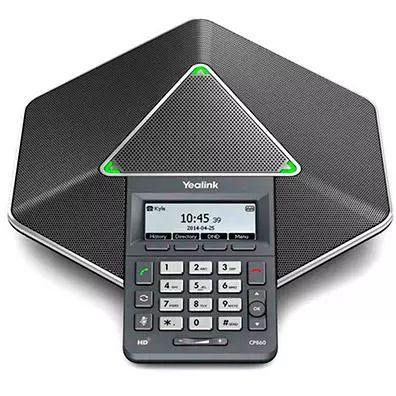 Telefone de Audioconferência Yealink CP860