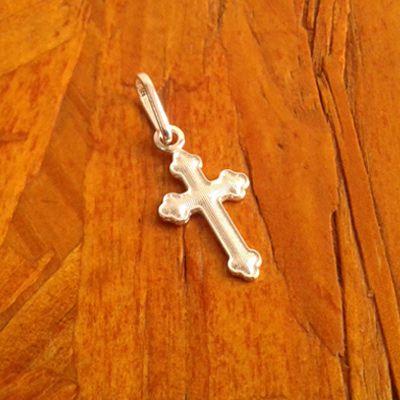 Pingente cruz