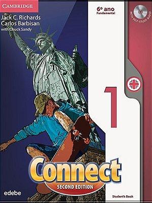 LIVRO DE INGLÊS - CONNECT 6º ANO EF - COLEÇÃO ANTIGA